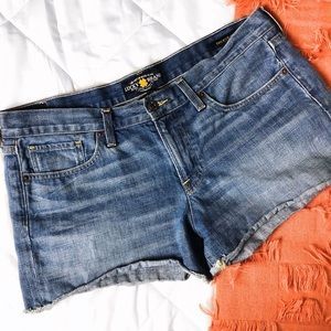 Lucky Brand | Cut Off Denim Shorts